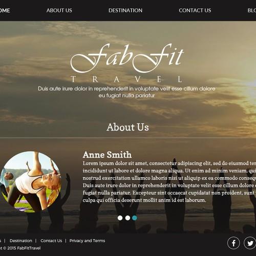 Design finalista por Ash_pleasantdesigns