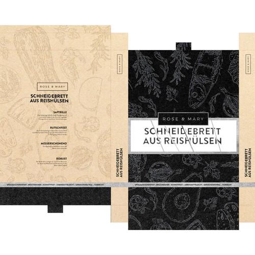 Diseño finalista de C&D A.J.Espinosa