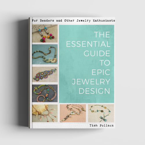 The Essential Guide To Epic Jewelry Design Book Cover Contest