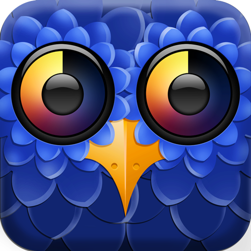 App icon for the Snoozy Alarm Clock app for iPhone, iPad