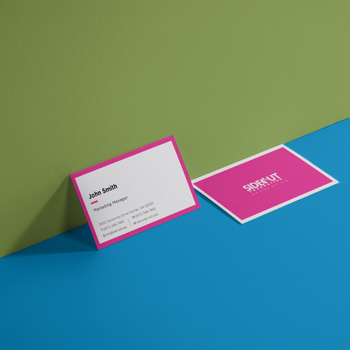 Runner-up design by Dooma