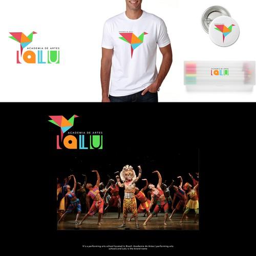 Diseño finalista de LOLIALOVAdesign