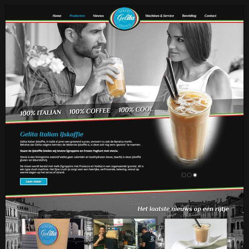 Runner-up design by Automex.website