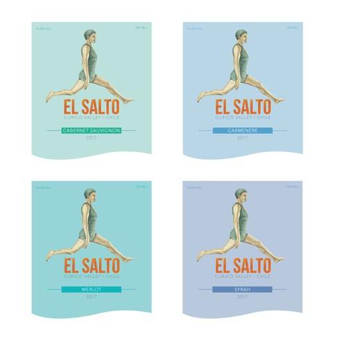 Runner-up design by juanoli33