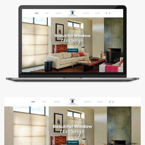 Design finalista por t&h Designs