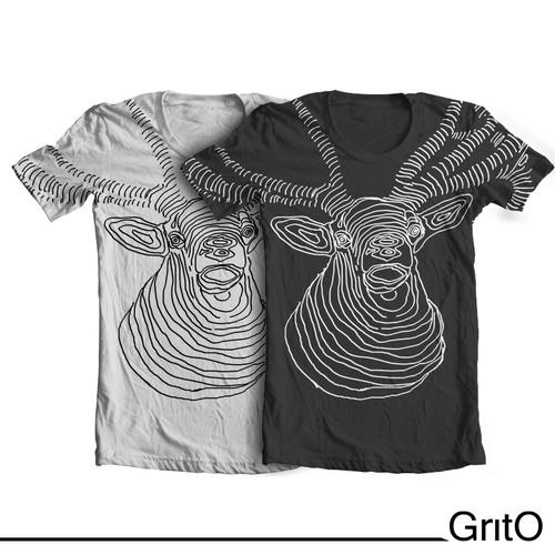 Diseño finalista de GritoArte