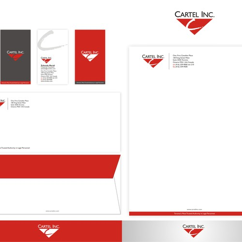 Runner-up design by telor