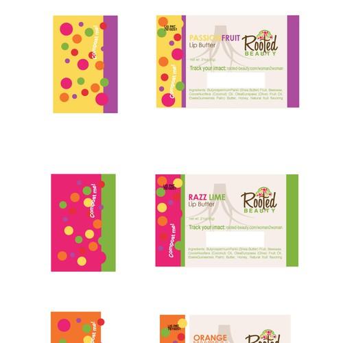 Runner-up design by SunnyPea Design