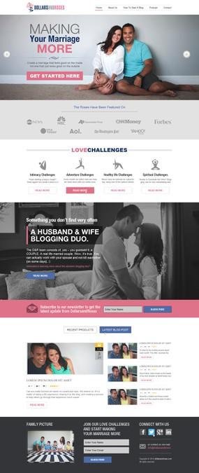 Design vencedor por WebMorron