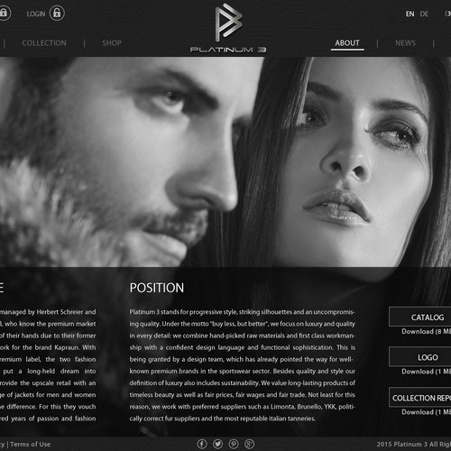 Design finalista por Nailah