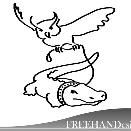 Zweitplatziertes Design von FREEHANDesigner