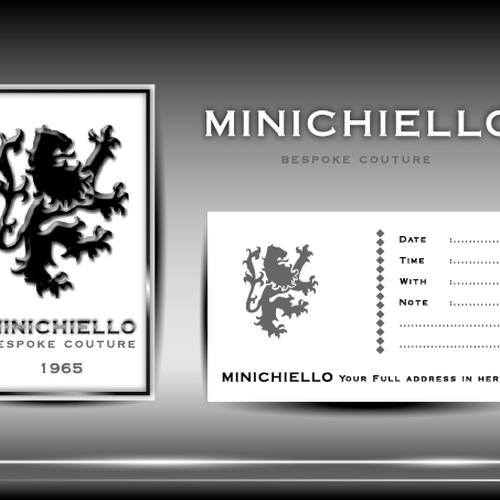 Runner-up design by digitizer