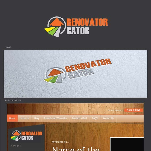 Runner-up design by LogoSensei