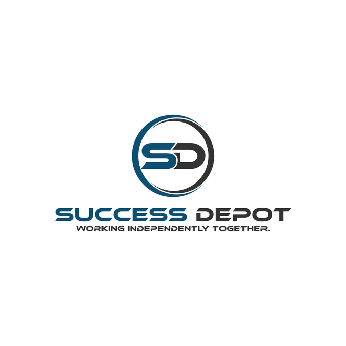 help us create a stand out logo for success depot logo