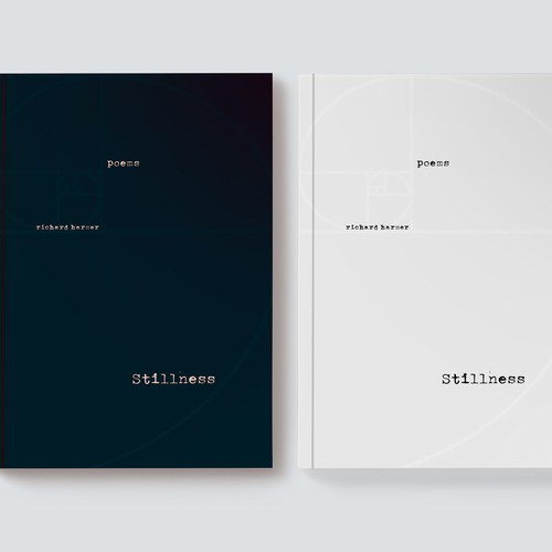 Minimalist Book Cover Name : Create a minimalist book cover design for debut poetry