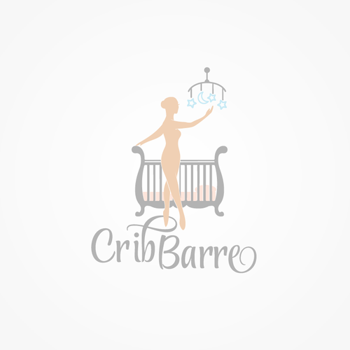 New moms need you create a crib barre logo please for Need a logo created