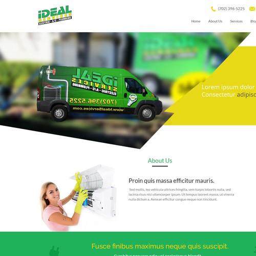 Runner-up design by Designrocks