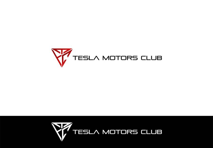 Tesla Motors Club >> Tesla Motors Club Logo Modern Simple Design Logo Design Contest