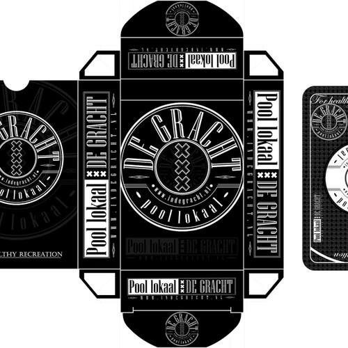 Runner-up design by Just a Designer 199