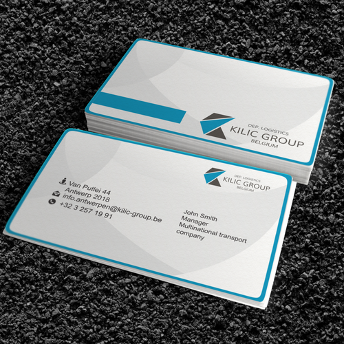 Business card in chape of container business card contest runner up design by al310816 colourmoves