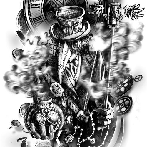 Runner-up design by Korognai