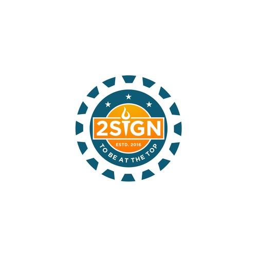 Runner-up design by BirdFish Designs
