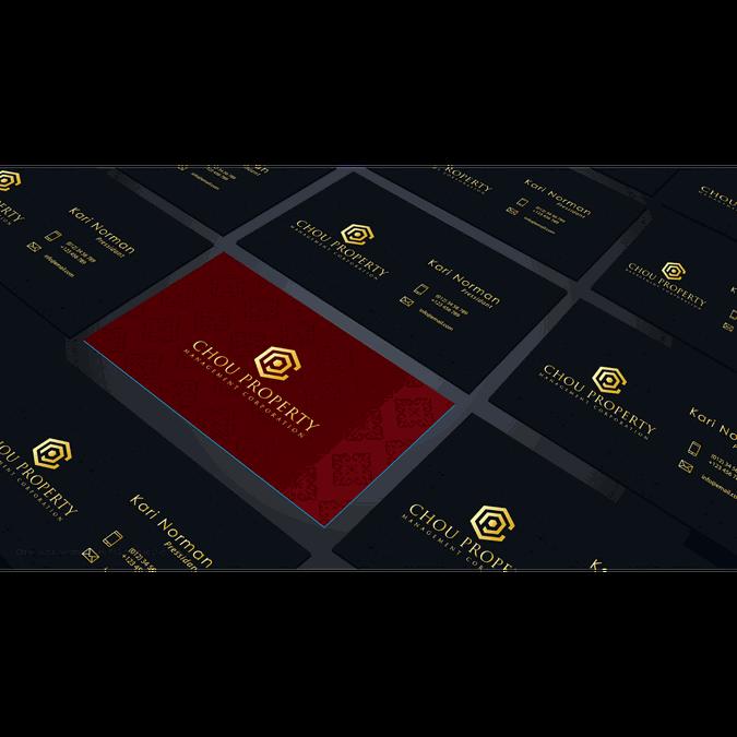 Winning design by SONU™