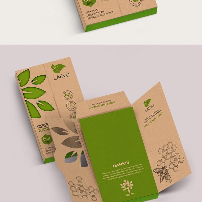 Gewinner-Design von Stan Brand Design