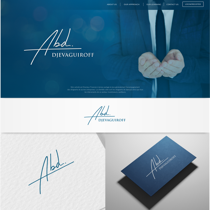 Design vencedor por Salih.Arts