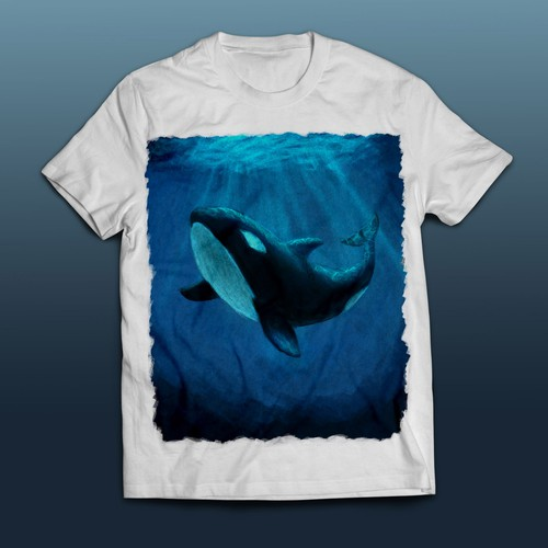 Orca - Also known as the Killer Whale Design by theMix