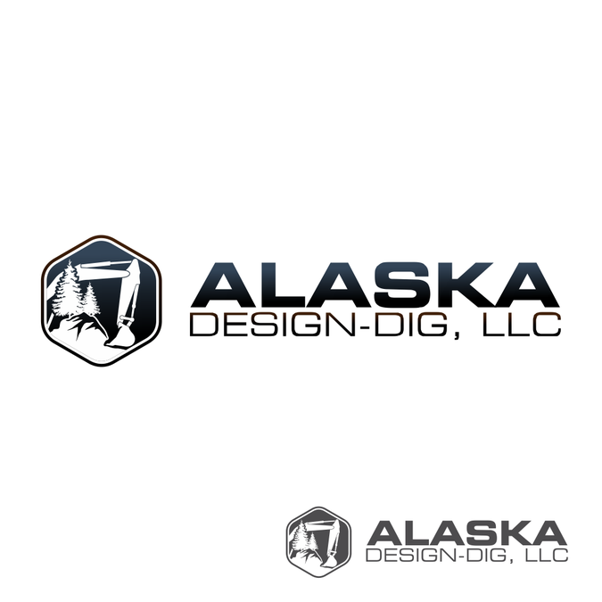 Logo design for alaska design dig llc logo design contest for Creative home designs llc