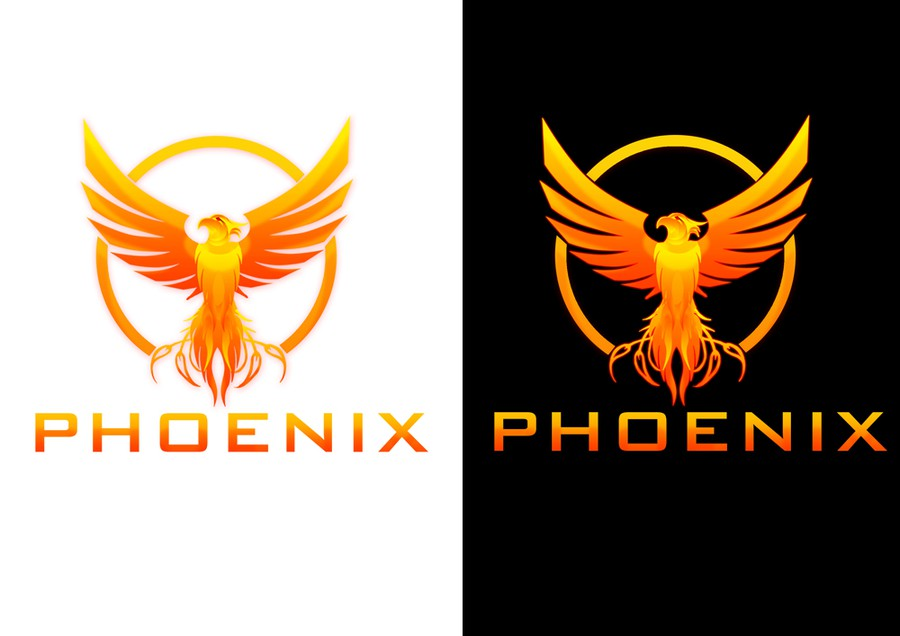 Phoenix logo needed for dota 2 professional gaming for Home decor logo 99design