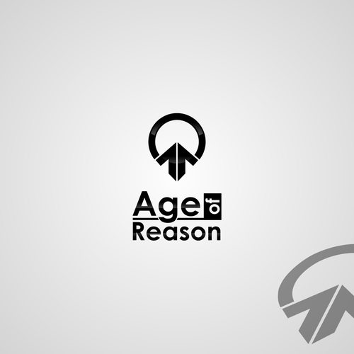 help age of reason clothing company with a new logo logo