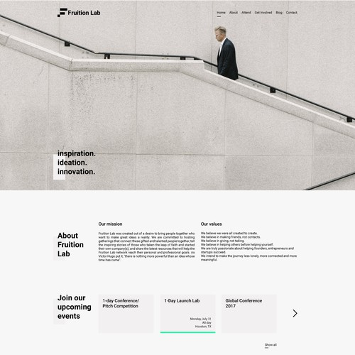 Runner-up design by florinkozma