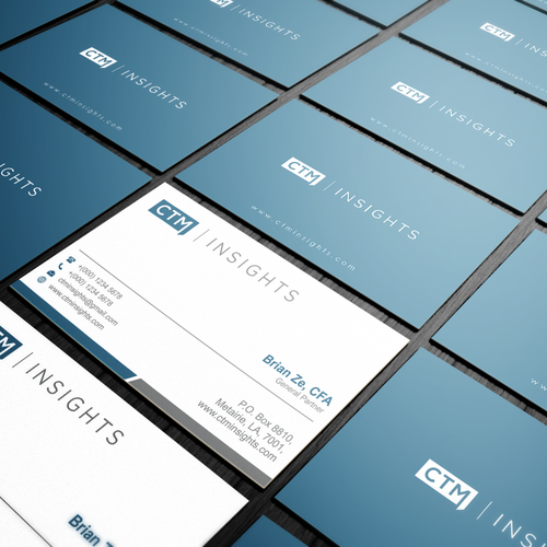 Business cards for tech vc firm business card contest runner up design by aysila l colourmoves Choice Image