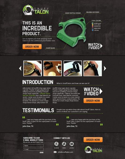 Diseño ganador de aShocka