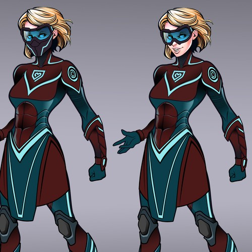 Create A Superhero Costume Character Or Mascot Contest 99designs