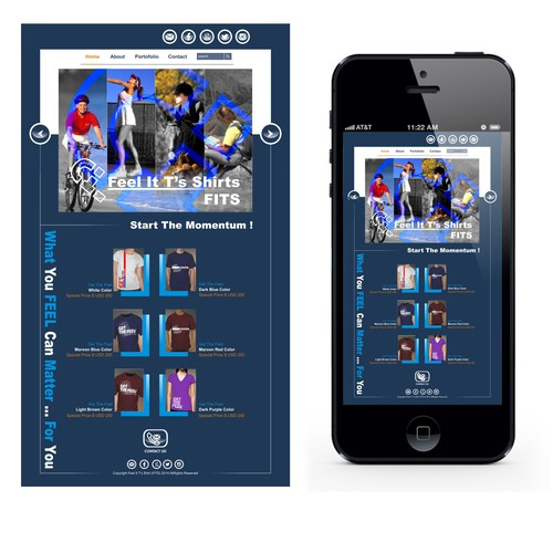 Design finalista por ijzer_boot™