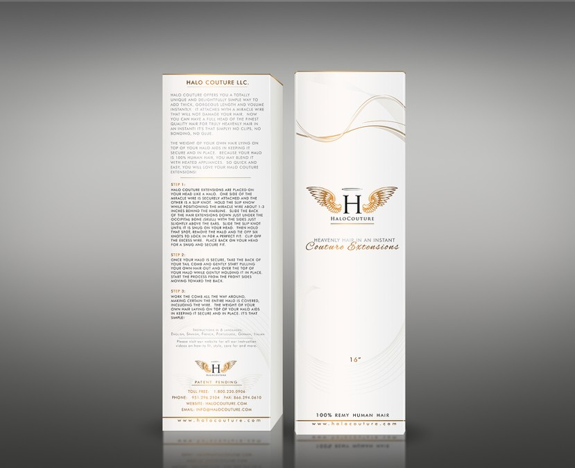 Design gagnant de Nekozuk