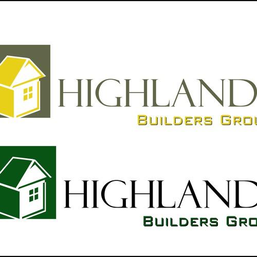 Highlands Builders Group Logo Creation Logo Design Contest