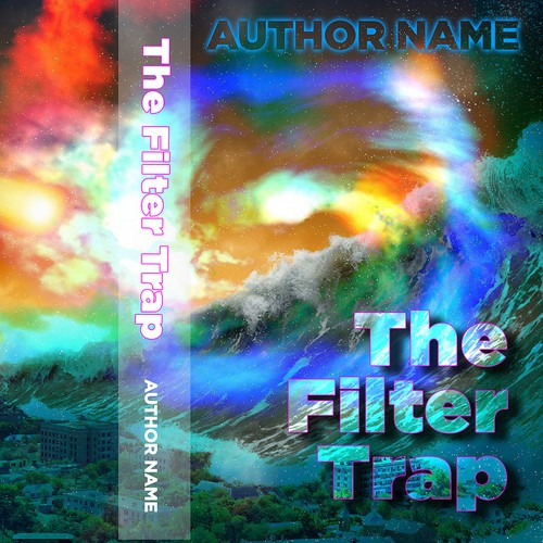 Fantasy Book Cover Creator ~ Create cover for science fiction novel book contest