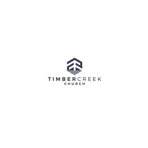 Create a Clean & Unique Logo for TIMBER CREEK Diseño de brandking inc.