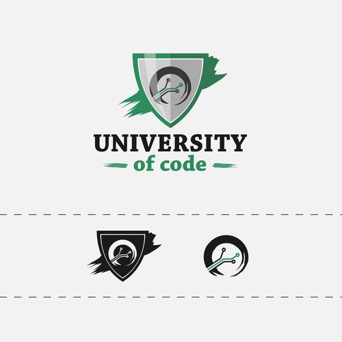 Create Logo For Education Website Providing Web Design Web And Software Development Courses Logo Design Contest 99designs