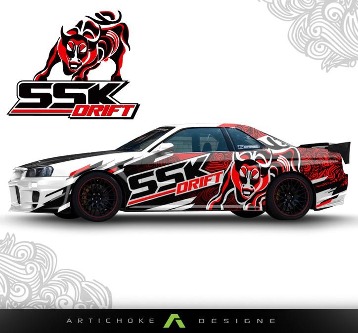 Diseño ganador de RA_Graphics