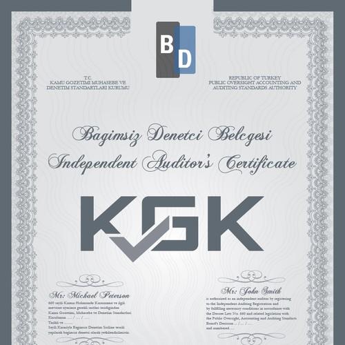 Runner-up design by Edwmar