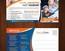 Entry #20 - Postcard, flyer & print design - by Dzine Solution
