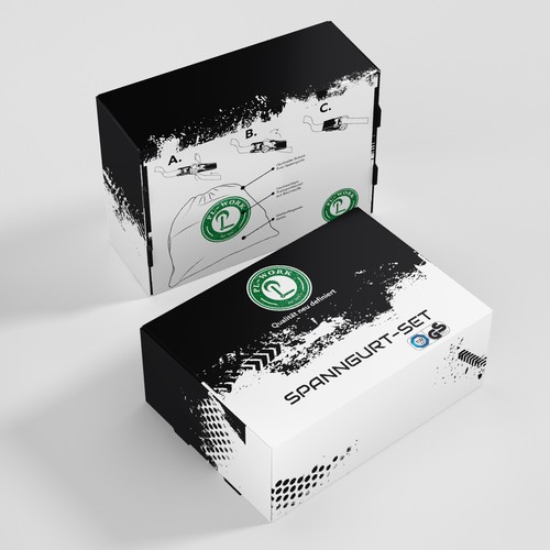 Runner-up design by CUPEDIUM