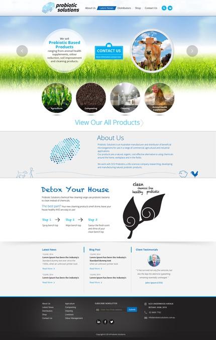 Winning design by JVM
