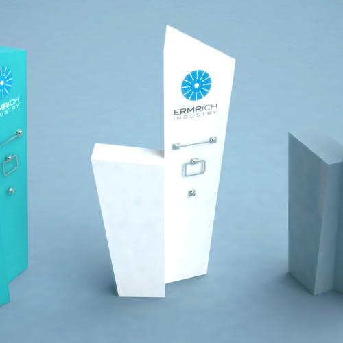 Runner-up design by EFL