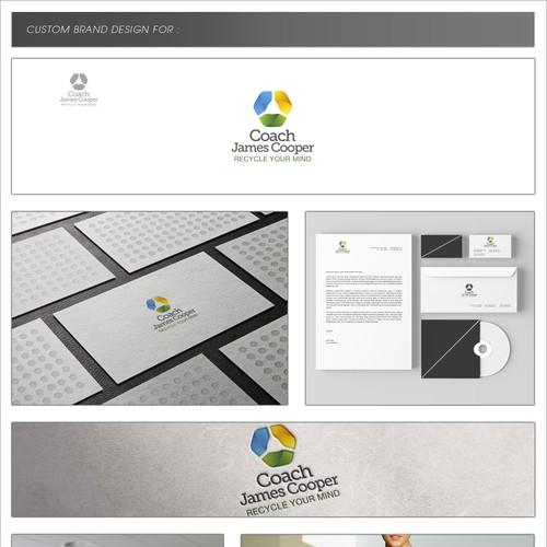 Runner-up design by cerocore ™